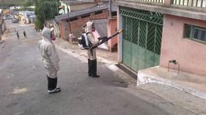 Combate ao mosquito transmissor da dengue é uma das ações plenamente cumpridas pelo município